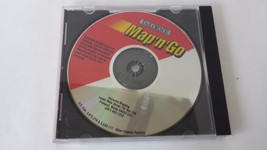 Software, CD, Delorme Map n Go 1994 - $16.82