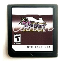 Ace Attorney Investigations Miles Edge  Nintendo DS - Cartridge Only - NTSC - $19.99