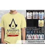 T shirt Assassins Creed  Chronicles China Many Color & Design Option - $10.99+