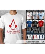 T shirt Assassins Creed Logo Many Color & Design Option - $10.99+