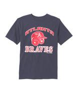 MLB Atlanta Braves Girls Boys T-Shirts Size XSmall 4 NWT - $11.69