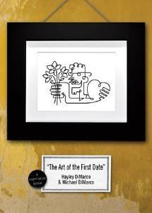 Primary image for The Art of the First Date: Because dating is not a Science its an Art