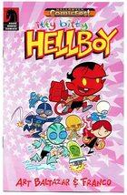 Mike Mignola's Itty Bitty Hellboy #1 Halloween ComicFest Promo Ashcan Comic Book - $5.50
