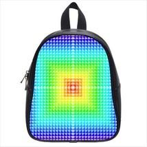 Digi Square Leather Kid's School Bag / Children's Backpack - $33.94+