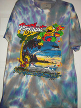 Jimmy Buffett Song From St. Somewhere Tour Dyed T-Shirt Size Large - $95.00