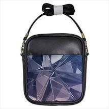 Glass Shards Leather Sling Bag & Women's Handbag - $16.48+