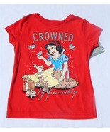 NWT Disney Store Red Snow White Character Shirt... - $14.99