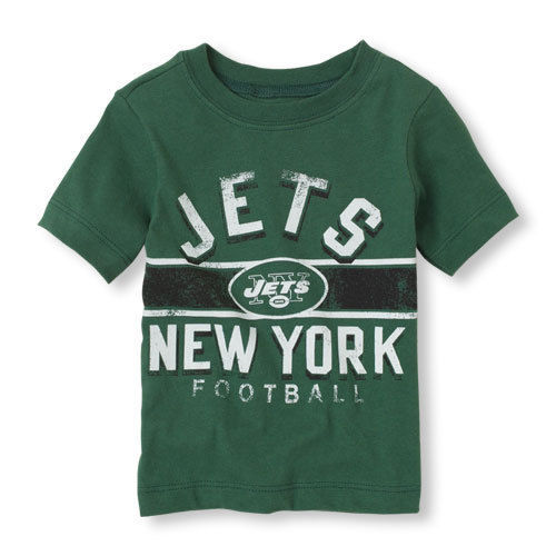 NFL New York Jets Infant Boy or Girl T-Shirt Sizes 6-9M, 9-12M or 12-18M  NWT