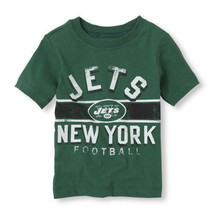 NFL New York Jets Infant Boy or Girl T-Shirt Sizes 6-9M, 9-12M or 12-18M... - $11.69