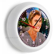 Justin Bieber Sexy Cute Smile Wall Clock Kitchen Teen Girl Bedroom Tv Room Decor - $21.05