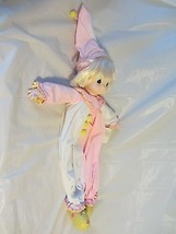 "Pajama Doll,Precious Moments Clown, Pink 22"" Vi... - $16.95"