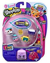 Shopkins Season 5 5 Pack  - $8.99