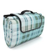 Extra Large Picnic Rug New Waterproof Beach Mat Outdoor Blanket Fleece 7... - $72.05 CAD