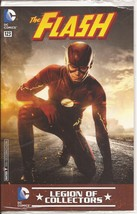 DC Legion Of Collectors CW The Flash Barry Allen  #123 Variant TV Photo ... - $5.95
