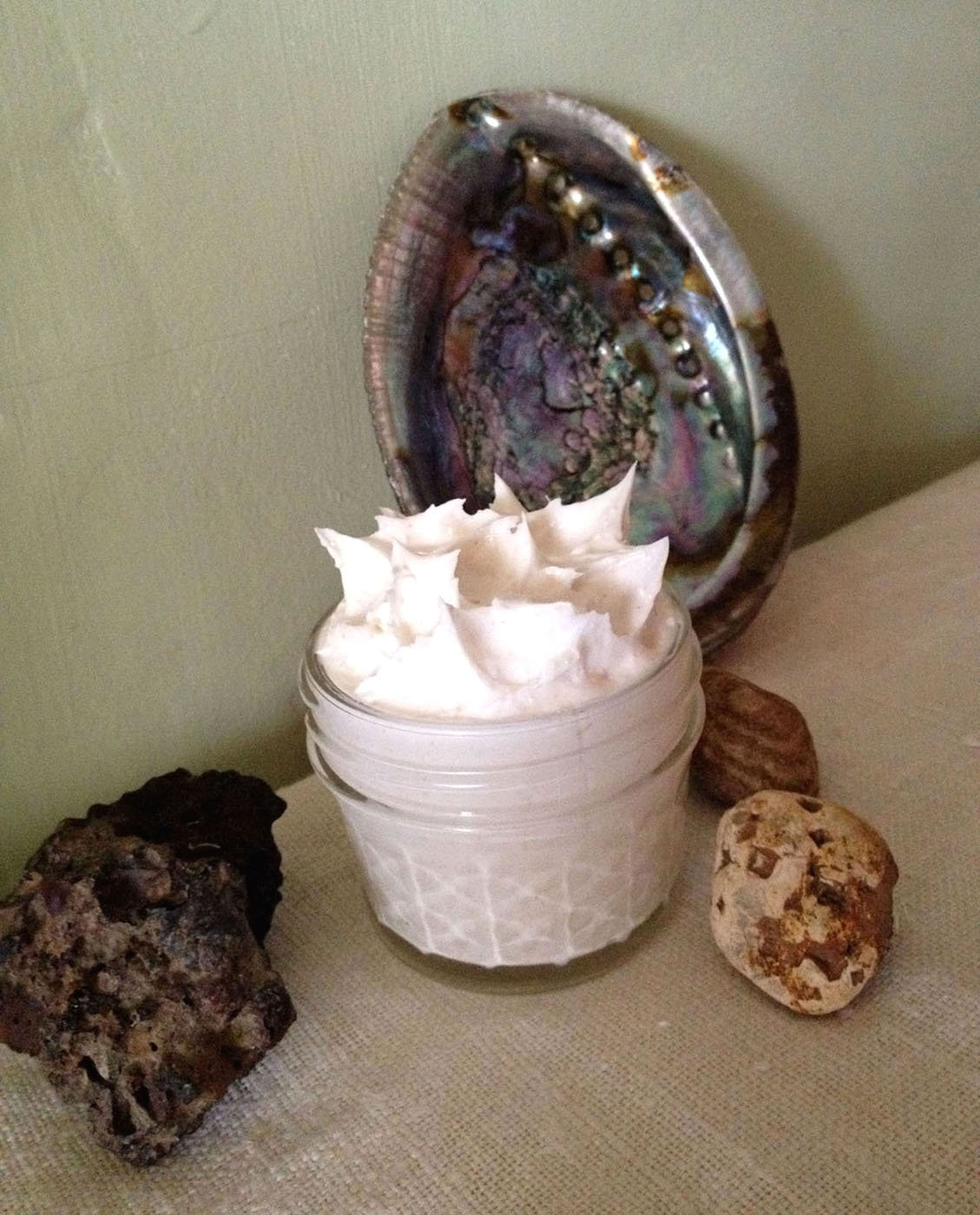Jake's Blend Buffalo & Mutton Tallow Cream - Workman's Healing Hands Blend 4oz -