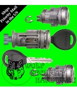 Dodge Dakota Pickup 01-04 Ignition Switch Lock Cylinder & Door Lock Set ... - $69.96