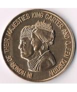 First National Bank 1976 Carter & Queen Dorothy... - $9.89