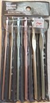 Silvalume Aluminum Crochet Hook Set  Sizes F, G, H, I, J, K  or 5-10 1/2 - $13.16 CAD