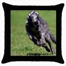 Scottish Deerhound Throw Pillow Case - Dog - $16.44