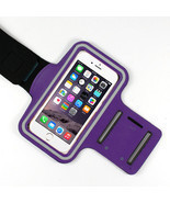 Sports Running Workout Armband Arm Band Case Neoprene Galaxy NOTE 3 4 Pu... - $110,35 MXN