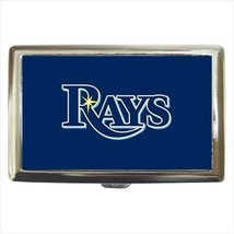 Tampa Bay Rays Cigarette Money Case - MLB Baseball - $12.56