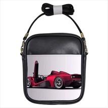 Tesla P-538 Leather Sling Bag & Women's Handbag - $14.54+