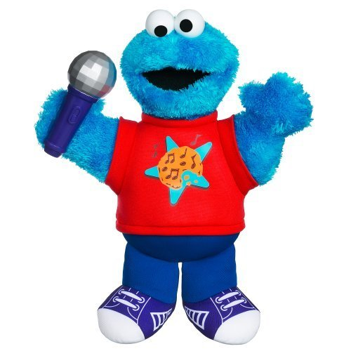 Sesame Street Let's Rock! Singin' Cookie Monster