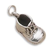 5400 single baby shoe charm thumb200