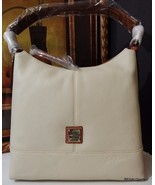 NWT Dooney & Bourke Pebble Sophie Hobo Leather ... - $279.99