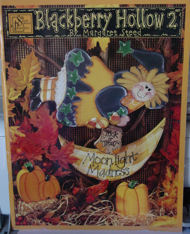 "Primary image for Painting Pattern Booklet ""Blackberry Hollow 2"" Holiday Themes"