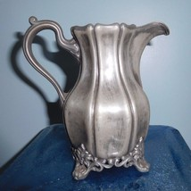 ANTIQUE REED & BARTON SILVER PLATE HOLLOWARE #1... - $19.78