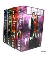 Profiler seasons Series, 1-4 Seasons (DVD, 23-Disc Set) Brand New Free S... - $105.50