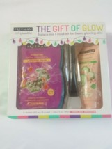 Freeman The Gift of Glow 5 Piece Mix & Mask Kit for Fresh Glowing Skin Gift Set - $10.40