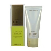 Shiseido Elixir Superieur Makeup Cleansing Gel 4.9fl.oz./140g - $21.78