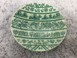Vintage Limited Edition Nymolle Art Faience Den... - $11.00