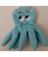 Publix Preschool Pals Plush Puppet Otis Blue Octopus Advertising Crafts Toy Rare - $36.45