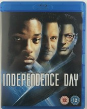 """Independence Day (Blu-ray Disc, 2008) """"Region B"""" UK Import - $9.90"""