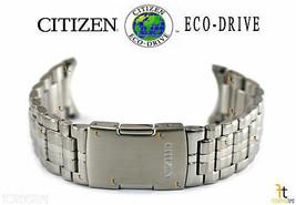 Citizen Eco-Drive CB0011-51A Teinte Argenté Acier Inoxydable Bracelet de Montre - $122.37