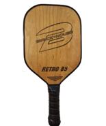 Brick*House RETRO 85 Natural Cherry - hybrid composite pickleball paddle - $95.00