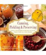 Knack Canning, Pickling & Preserving: Tools, Techniques & Recipes to Enj... - $8.81