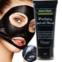 Disaar 50g Nose Blackhead Remover Deep Facial Masks Deep Cleansing Purifying Pee - $10.23