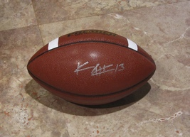 KEENAN ALLEN AUTOGRAPHED HAND SIGNED FOOTBALL SPALDING San Diego CHARGERS w/COA  image 5