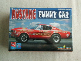 FACTORY SEALED Phil Bonner Mustang Funny Car by AMT/Ertl for Model King ... - $44.54