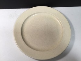 TST Yellow W Brown N Specks Salad Plate Set of 5 Lovely no chips or cracks - $33.30