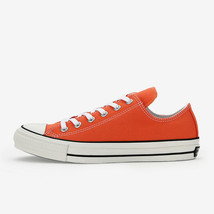 CONVERSE ALL STAR 100 COLORS OX Orange Chuck Taylor Limited Japan Exclusive - $130.00