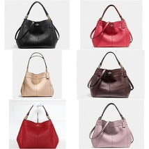 COACH F23537 Small Lexy Shoulder Bag in Pebble Leather - NWT - $200.00