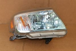 08-11 Mercury Mariner Headlight Head Light Lamp Passenger Right RH POLISHED image 4