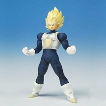 Dragon Ball Z Hybrid Action super Ryuden Super Saiyan Vegeta Figure - $37.12