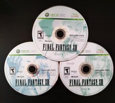 Final Fantasy XIII (Microsoft Xbox 360, 2010) Discs only - $5.24