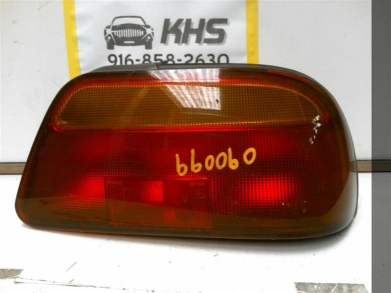 Primary image for Passenger Right Tail Light Coupe Fits 97-00 SEBRING 71208